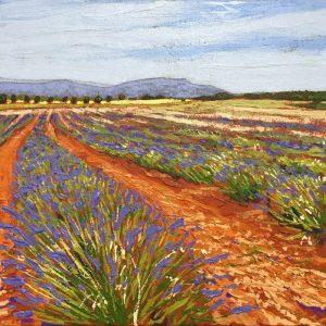 Lavender Bedes