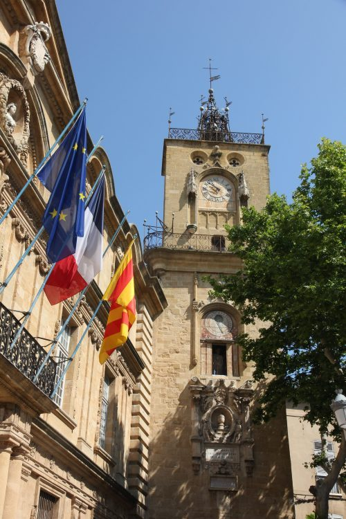 Aix en Provence Mairie
